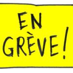 RER A ET B EN GRÈVE LE 12 DECEMBRE 2017